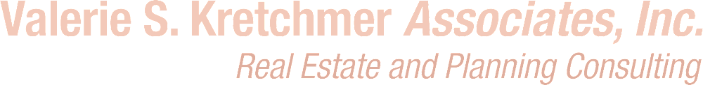 Valerie S. Kretchmer Associates, Inc – Real Estate and Planning Consulting