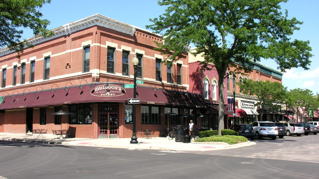 Downtown Wheaton
