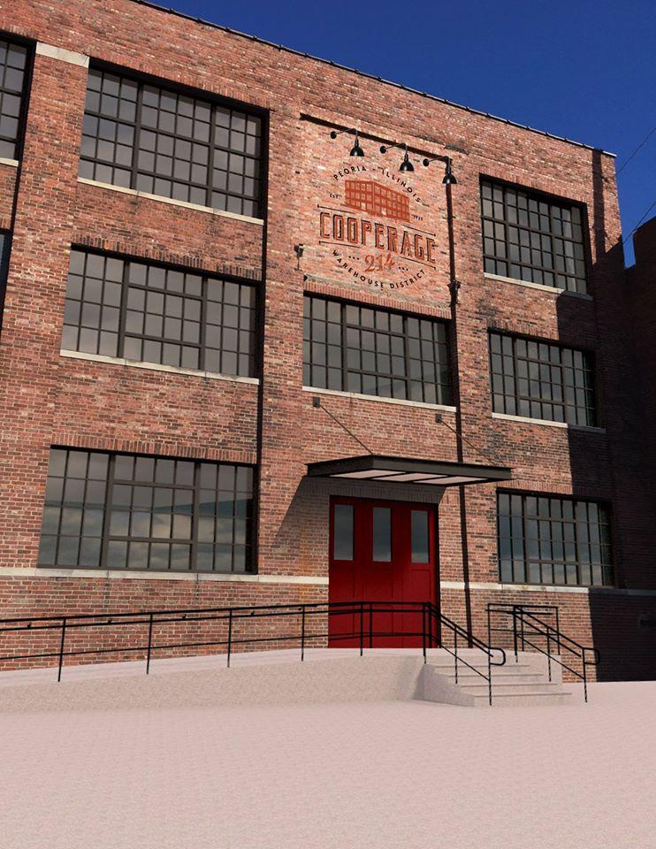 Downtoan Peoria Cooperage