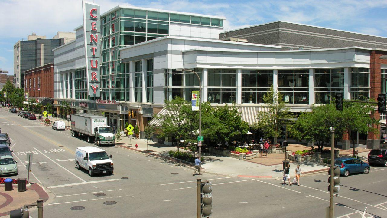Downtown Evanston Century